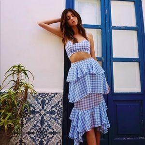 For the love and lemons skirt